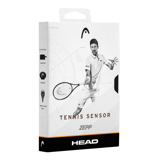 HEAD x zepp TENNIS SENSOR 網球感應器